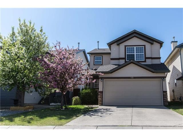 Main Photo: 53 EVERRIDGE Court SW in Calgary: Evergreen House for sale : MLS®# C4065878