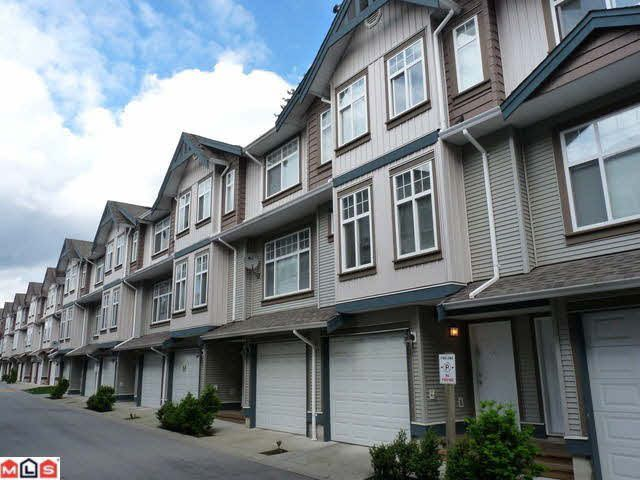 Main Photo: 11 12585 72 Avenue in Surrey: West Newton Townhouse for sale : MLS®# R2132844