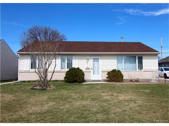 Main Photo: 51 Jameswood Drive in Winnipeg: Jameswood Residential for sale (5F)  : MLS®# 1709095