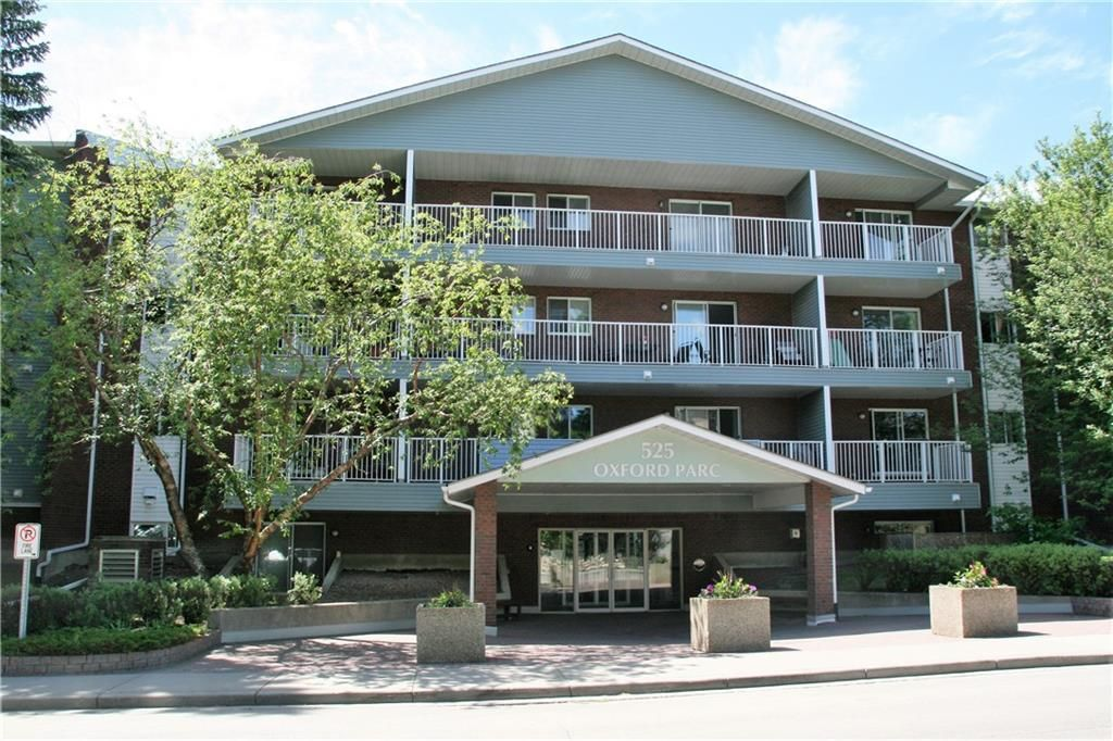 Main Photo: 407 525 56 Avenue SW in Calgary: Windsor Park Condo for sale : MLS®# C4144517