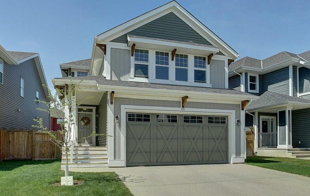 Main Photo: 99 AUBURN SPRINGS Close SE in Calgary: Auburn Bay House for sale : MLS®# C4185293