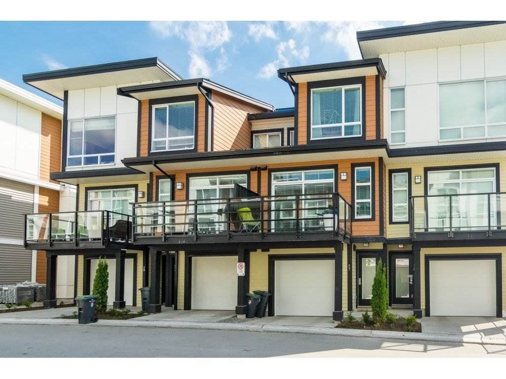 """Main Photo: 57 20857 77A Avenue in Langley: Willoughby Heights Townhouse for sale in """"The Wexley"""" : MLS®# R2304783"""