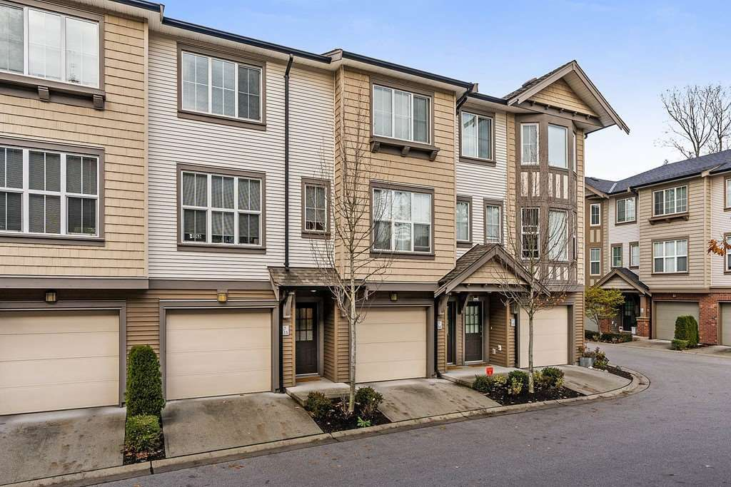 """Main Photo: 15 14838 61 Avenue in Surrey: Sullivan Station Townhouse for sale in """"Sequoia"""" : MLS®# R2319450"""