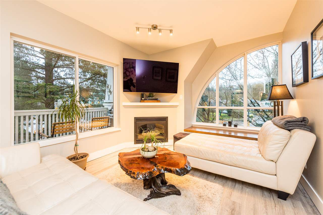"Main Photo: 405 1111 LYNN VALLEY Road in North Vancouver: Lynn Valley Condo for sale in ""The Dakota"" : MLS®# R2327311"