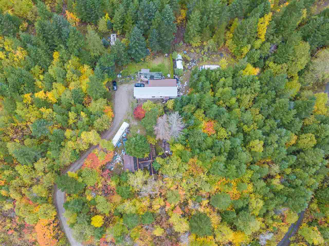 Main Photo: 36255 TRANS CANADA Highway in Yale: Hope Laidlaw Manufactured Home for sale (Hope)  : MLS®# R2335678