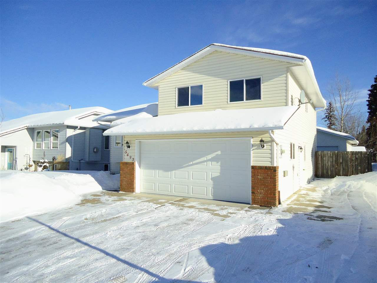 Main Photo: 5493 HEYER Road in Prince George: Haldi House for sale (PG City South (Zone 74))  : MLS®# R2340602