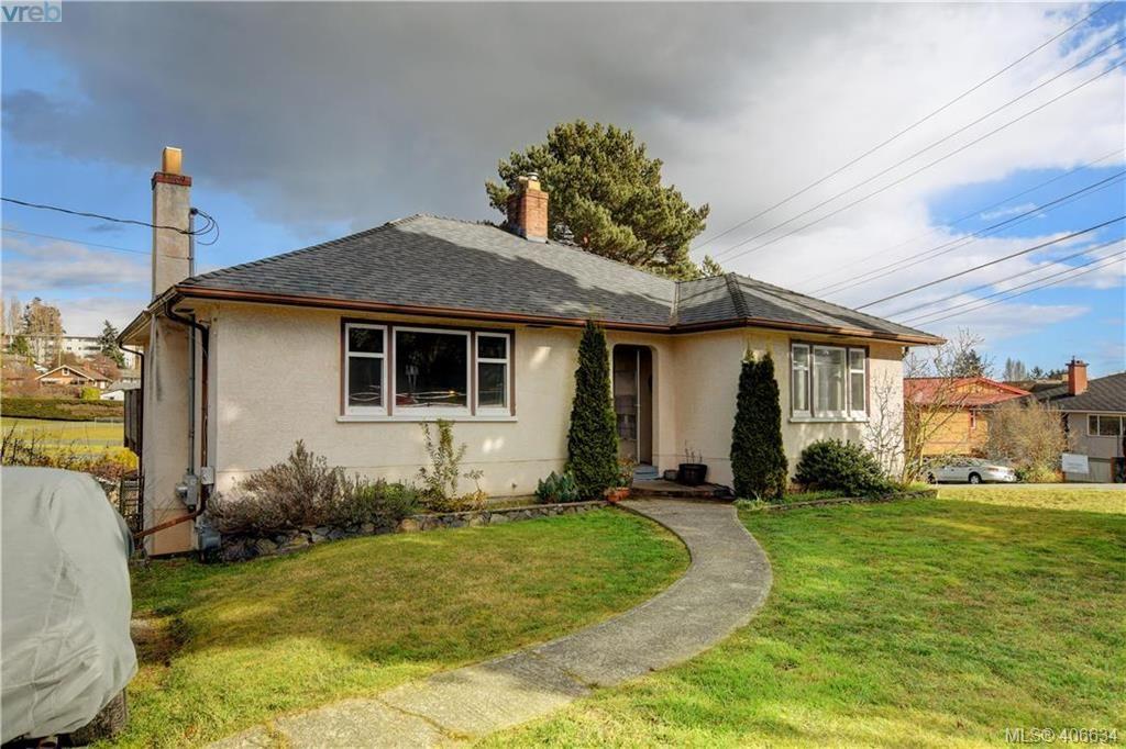 Main Photo: 851 Lampson Street in VICTORIA: Es Old Esquimalt Single Family Detached for sale (Esquimalt)  : MLS®# 406634