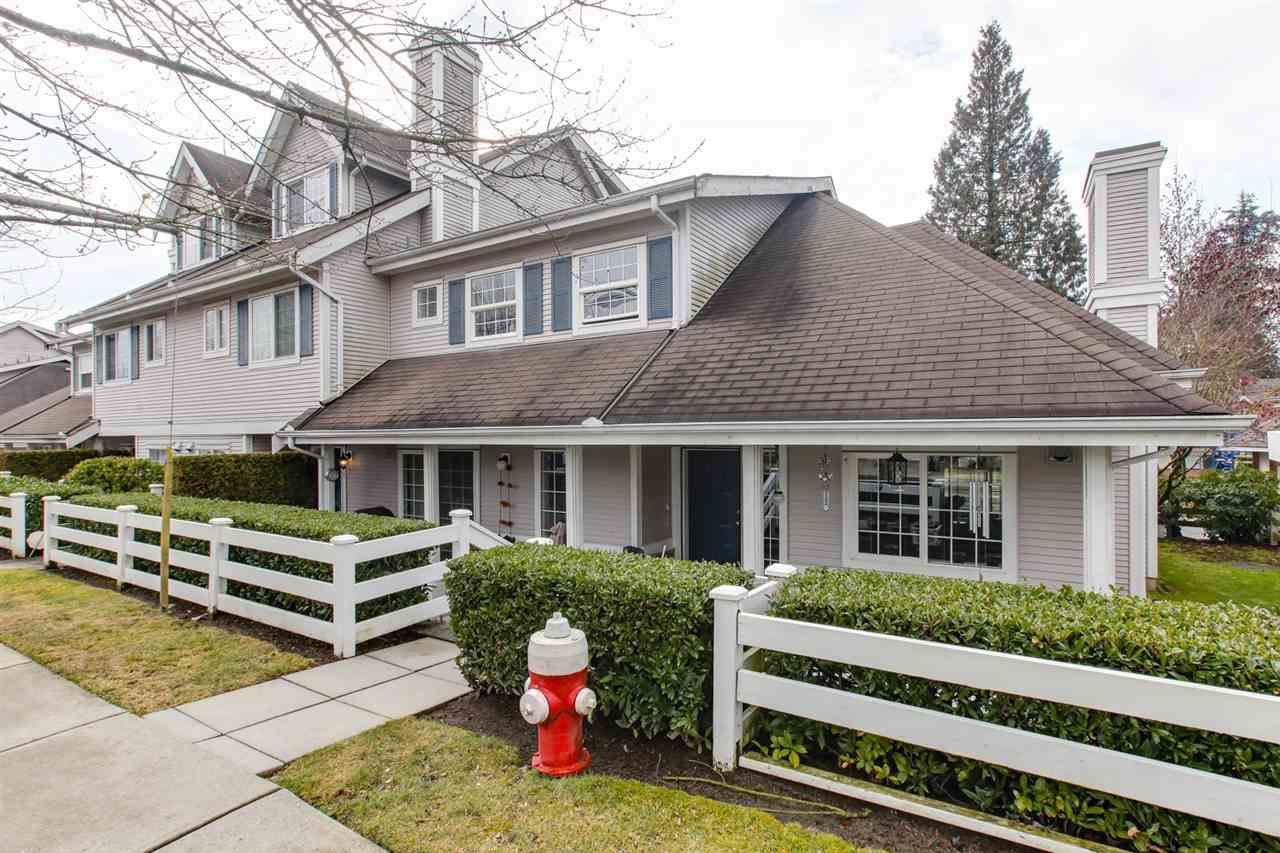 "Main Photo: 12 11355 236 Street in Maple Ridge: Cottonwood MR Townhouse for sale in ""ROBERTSON RIDGE"" : MLS®# R2348843"