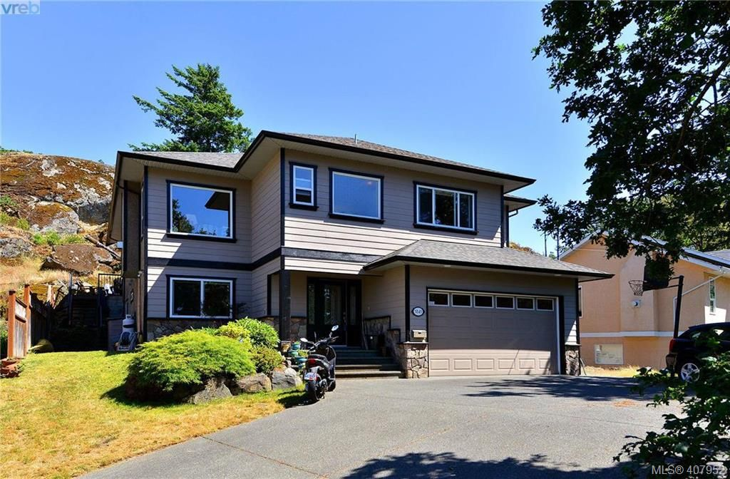 Main Photo: 3845 Holland Avenue in VICTORIA: VR Hospital Single Family Detached for sale (View Royal)  : MLS®# 407952
