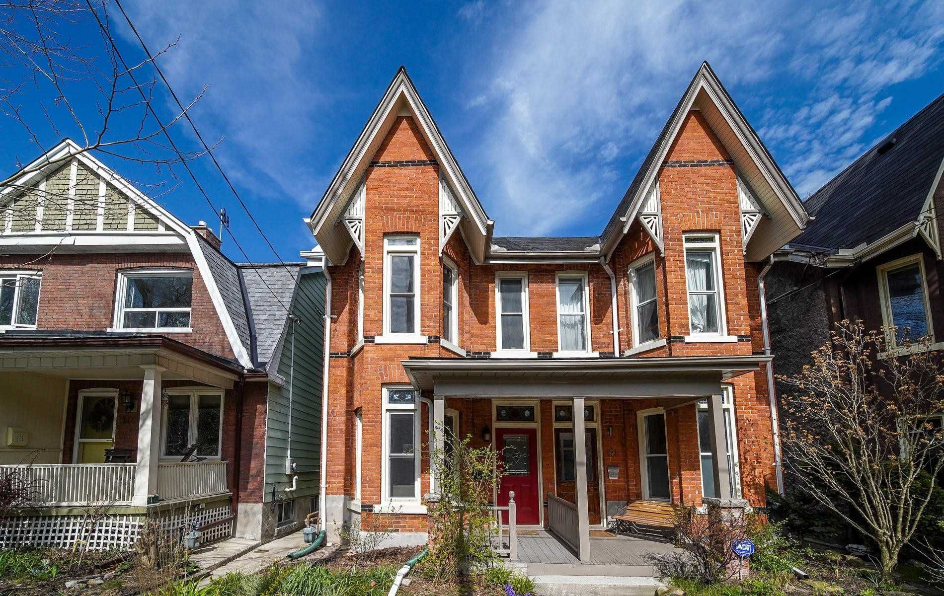 Main Photo: 193 Pape Avenue in Toronto: South Riverdale House (2-Storey) for sale (Toronto E01)  : MLS®# E4442818