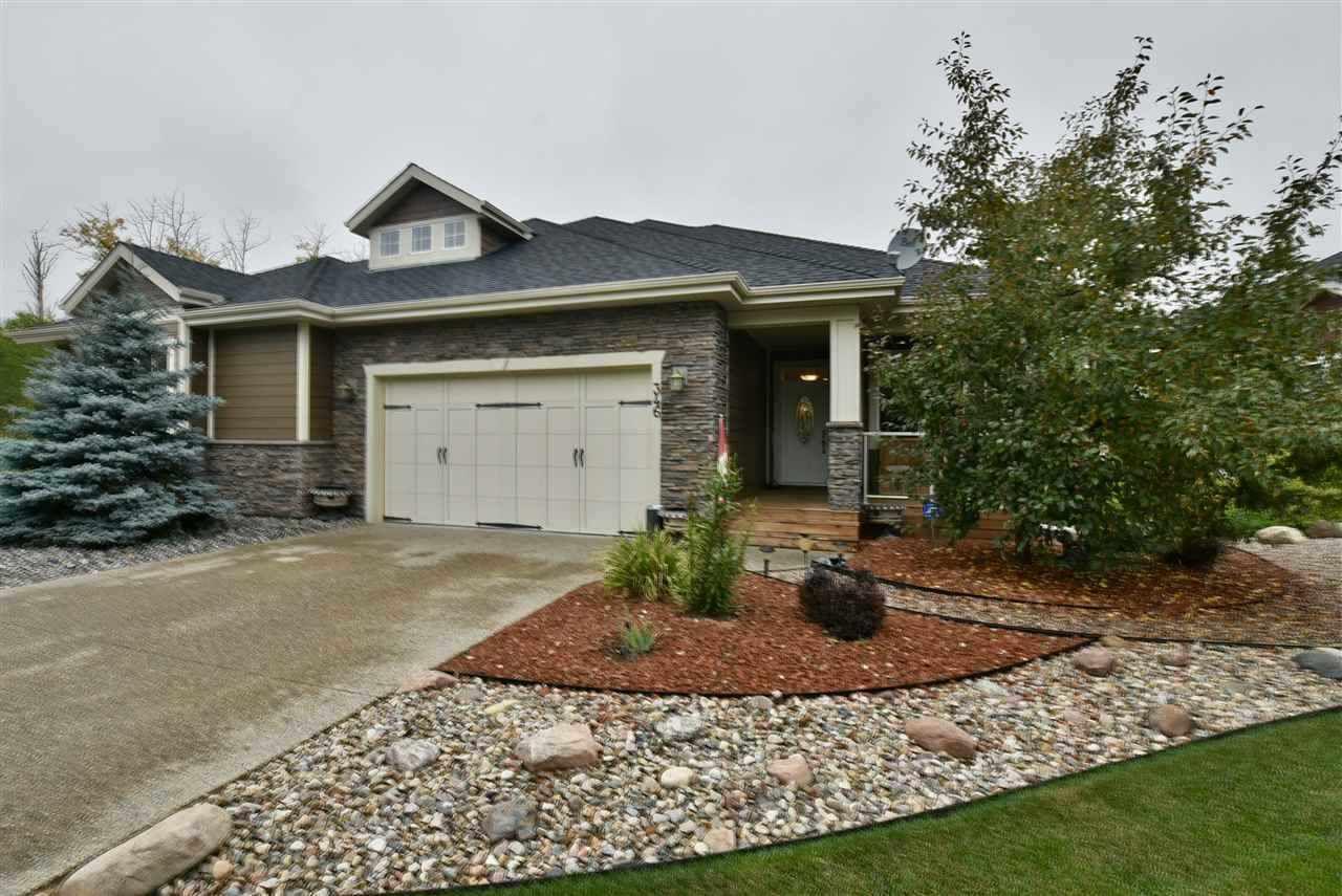 Main Photo: #346 51101 Range Road 222: Rural Strathcona County House Half Duplex for sale : MLS®# E4156685
