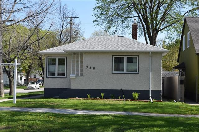 Main Photo: 786 Dudley Avenue in Winnipeg: Residential for sale (1B)  : MLS®# 1913740