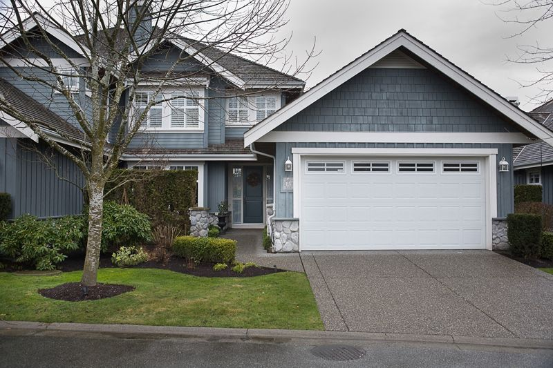 """Main Photo: 13 15715 34TH Avenue in Surrey: Morgan Creek Townhouse for sale in """"Wedgewood"""" (South Surrey White Rock)  : MLS®# F1107950"""
