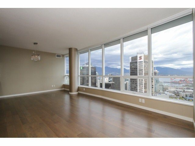 """Main Photo: 3806 833 SEYMOUR Street in Vancouver: Downtown VW Condo for sale in """"CAPITOL RESIDENCES"""" (Vancouver West)  : MLS®# V1090743"""