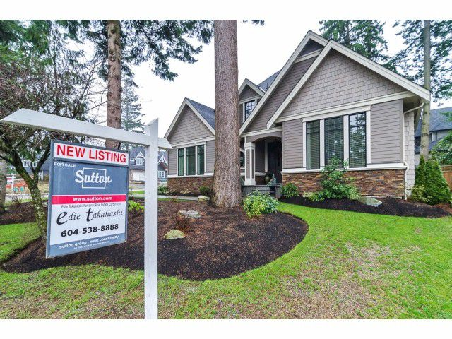 Main Photo: 16248 28TH AV in : Grandview Surrey House for sale : MLS®# F1401014