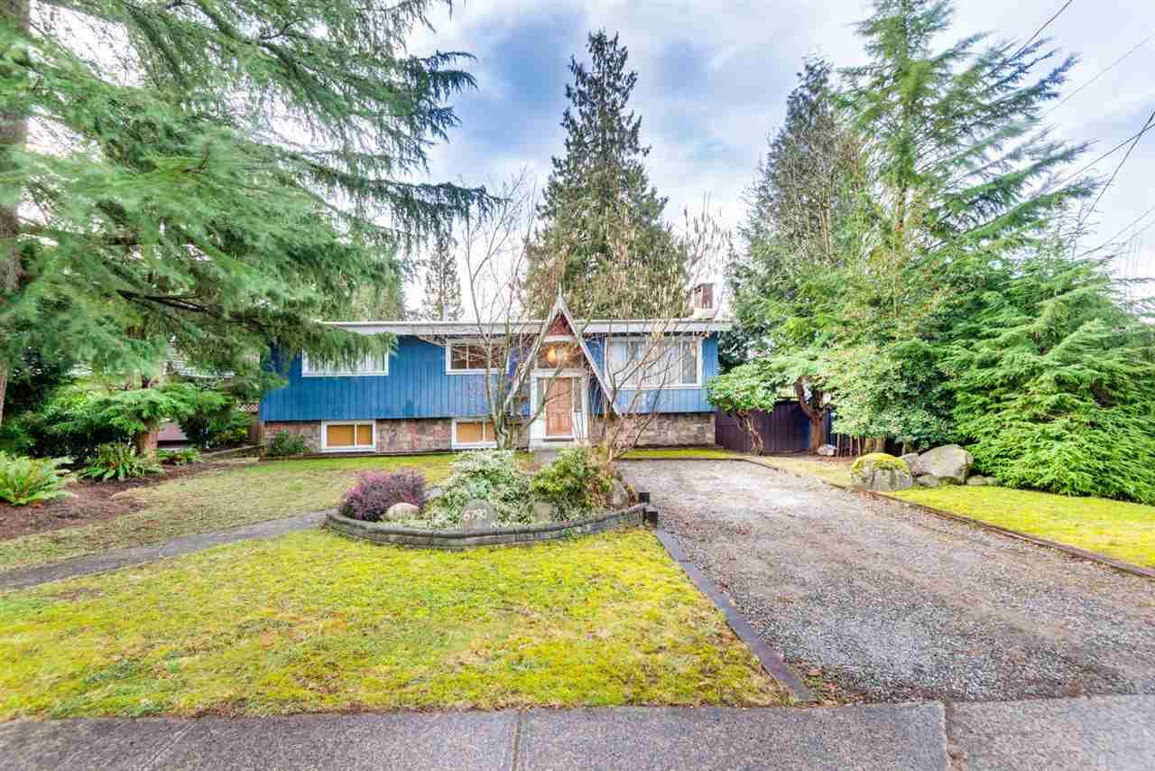 """Main Photo: 6790 WINCH Street in Burnaby: Sperling-Duthie House for sale in """"SPERLING DUTHIE"""" (Burnaby North)  : MLS®# R2141632"""