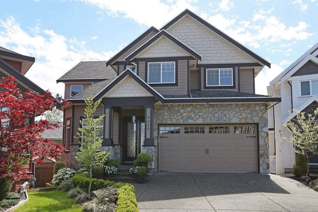 "Main Photo: 8038 211B Street in Langley: Willoughby Heights House for sale in ""YORKSON NORTH"" : MLS®# R2163320"