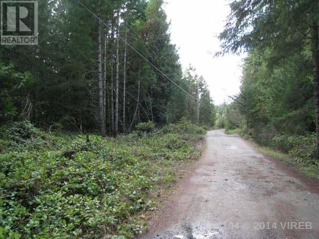 Main Photo: 362 Mill Road in Thetis Island: Land for sale : MLS®# 368794