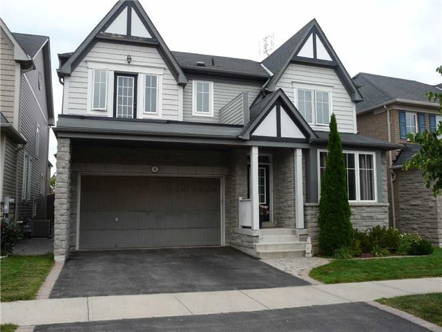 Main Photo: 5 Leggett Drive in Ajax: Northeast Ajax House (2-Storey) for lease : MLS®# E3860092