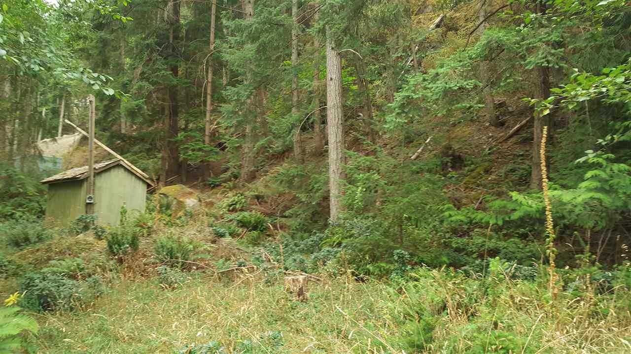 Main Photo: Lot 27 CHANNELVIEW Drive: Bowen Island Home for sale : MLS®# R2202273