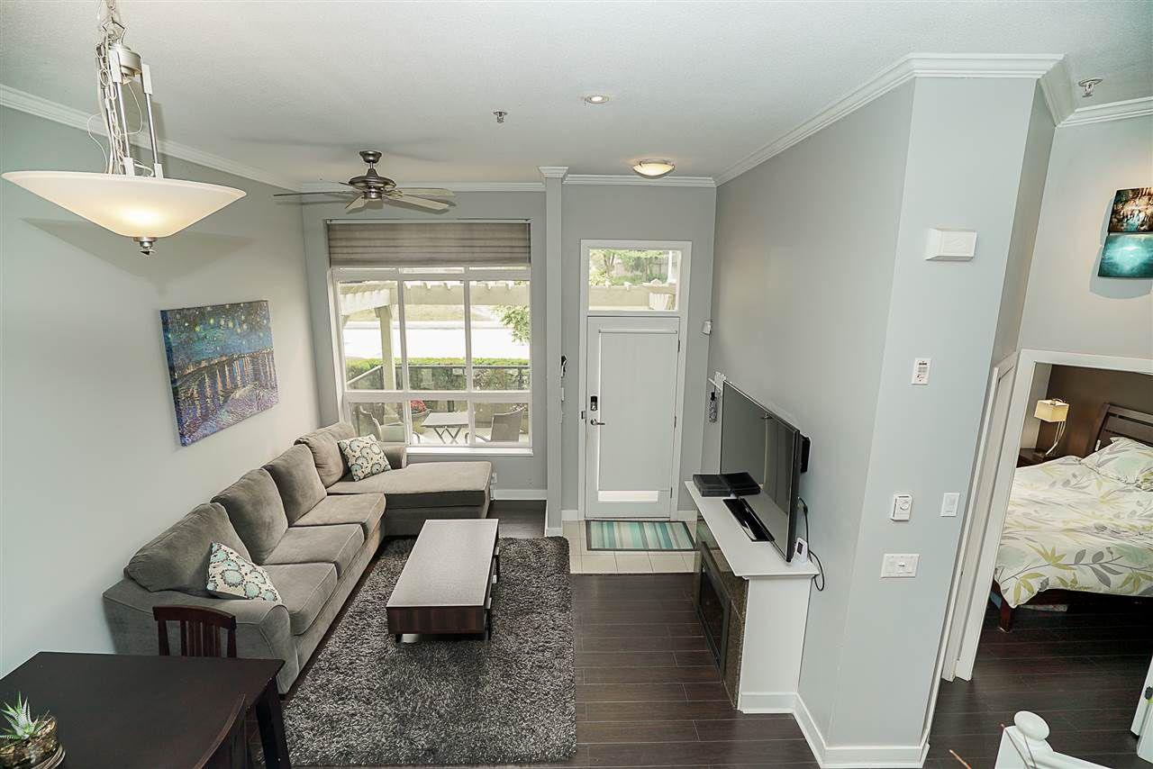 """Main Photo: 84 15353 100 Avenue in Surrey: Guildford Townhouse for sale in """"Soul of Guildford"""" (North Surrey)  : MLS®# R2211059"""