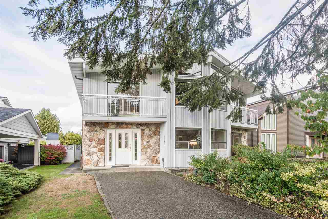 Main Photo: 1145 SPRICE Avenue in Coquitlam: Central Coquitlam House for sale : MLS®# R2213168
