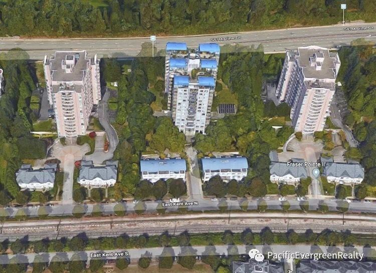 """Main Photo: 206 3061 E KENT AVENUE NORTH in Vancouver: Fraserview VE Condo for sale in """"THE PHOENIX"""" (Vancouver East)  : MLS®# R2236354"""