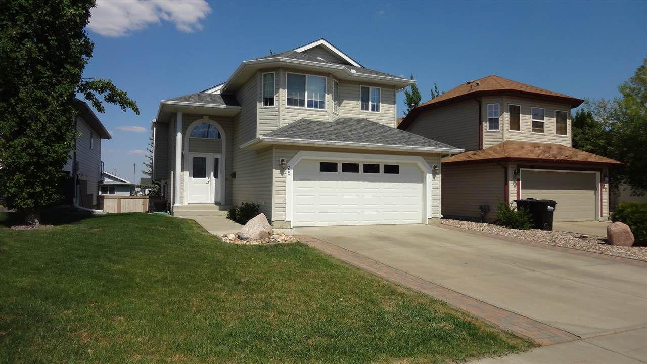 Main Photo: 98 Foxboro Landing: Sherwood Park House for sale : MLS®# E4112848