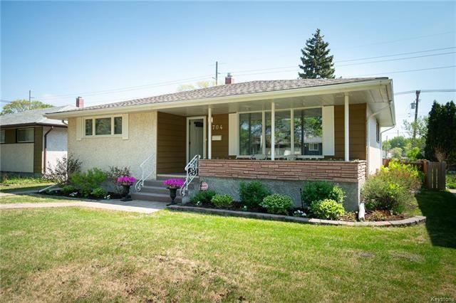 Main Photo: 704 Renfrew Street in Winnipeg: River Heights South Residential for sale (1D)  : MLS®# 1813941