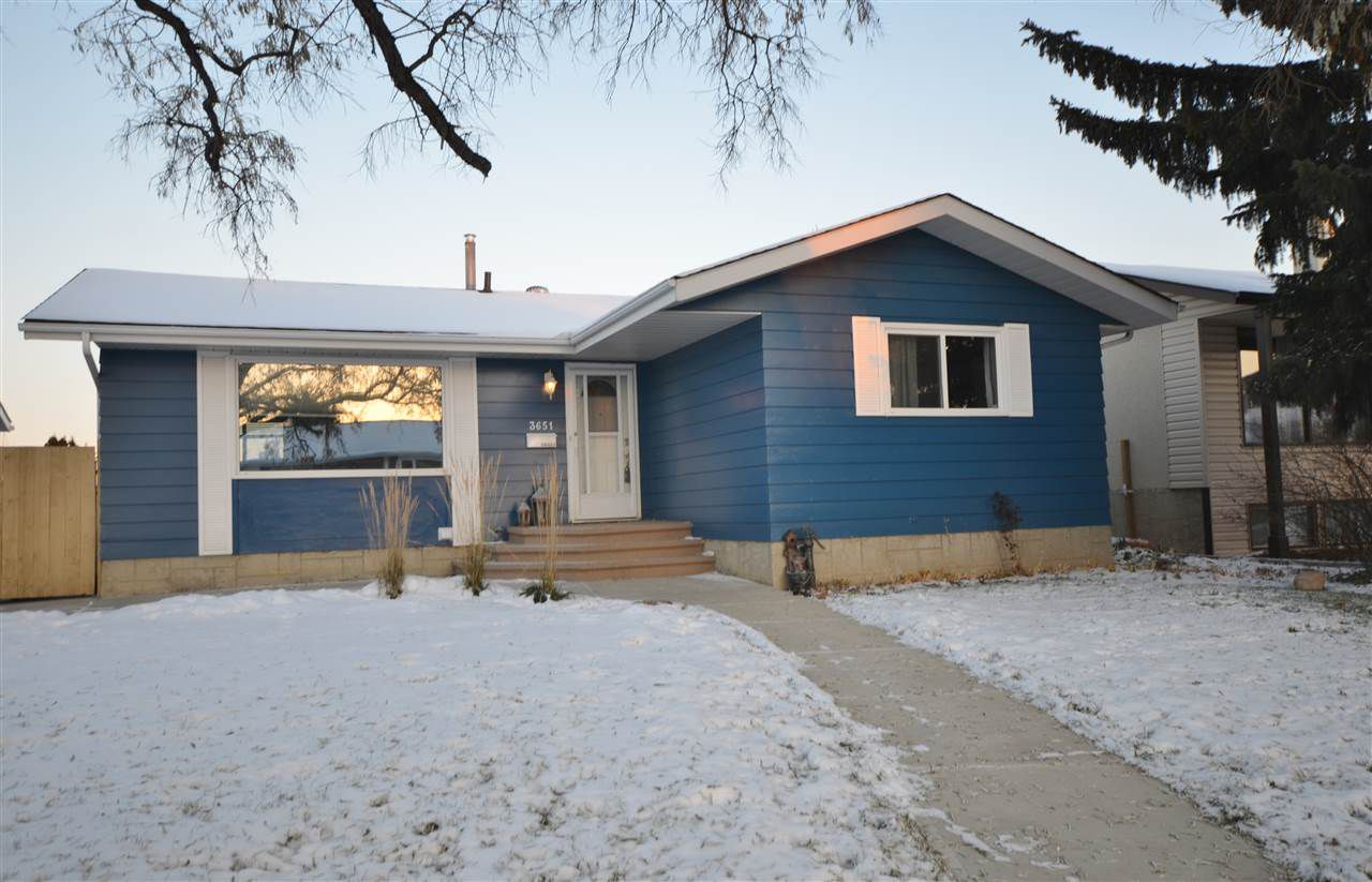 Main Photo: 3651 109 Street in Edmonton: Zone 16 House for sale : MLS®# E4134352