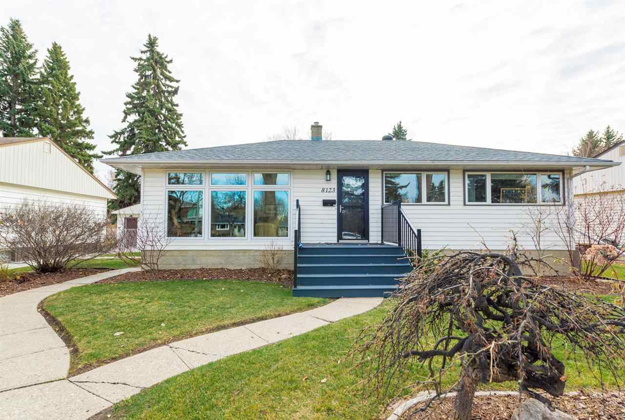 Main Photo: 8123 93A Avenue in Edmonton: Zone 18 House for sale : MLS®# E4134730