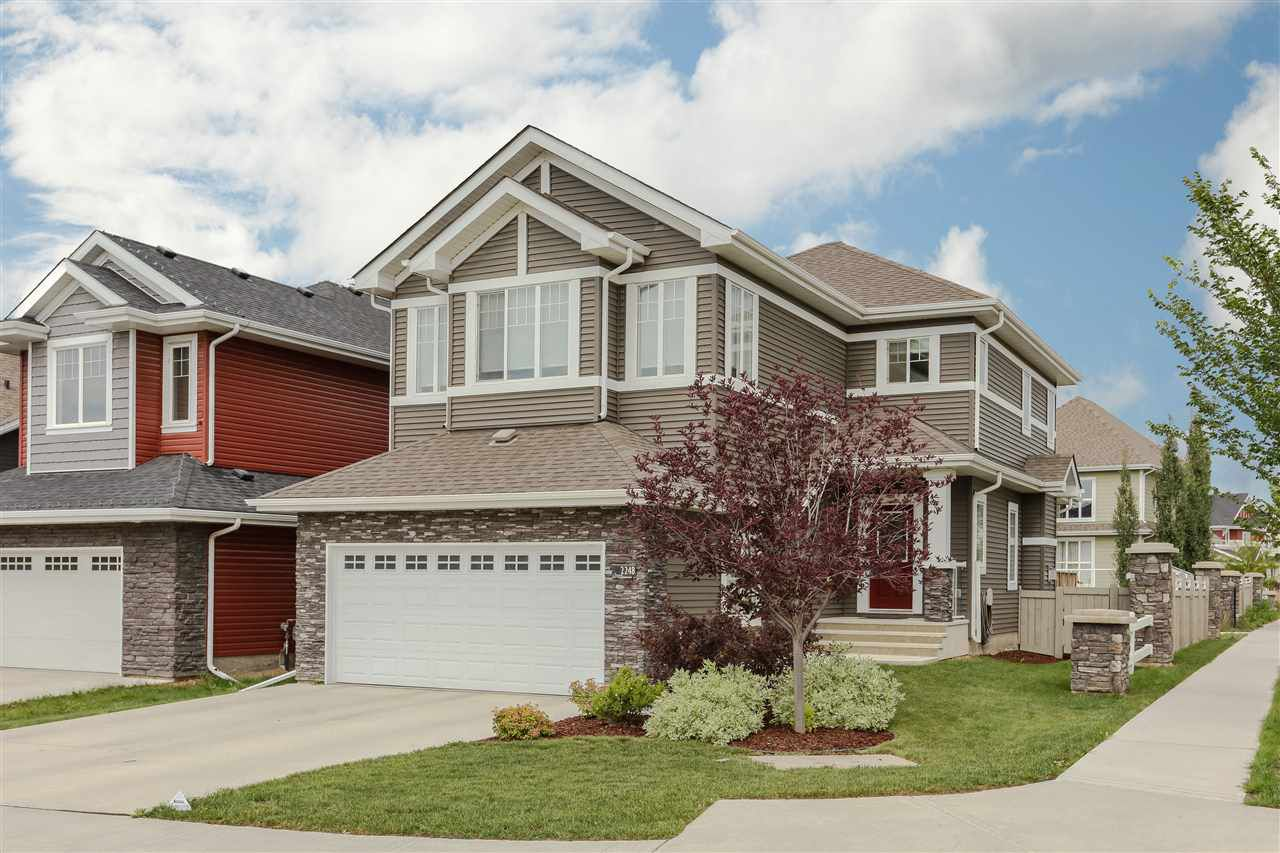 Main Photo: 2248 BLUE JAY LANDING in Edmonton: Zone 59 House for sale : MLS®# E4140924