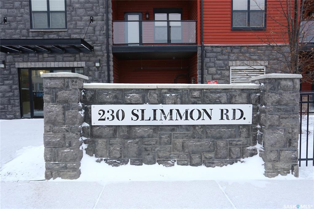 Main Photo: 312 230 Slimmon Road in Saskatoon: Lakewood S.C. Residential for sale : MLS®# SK757436