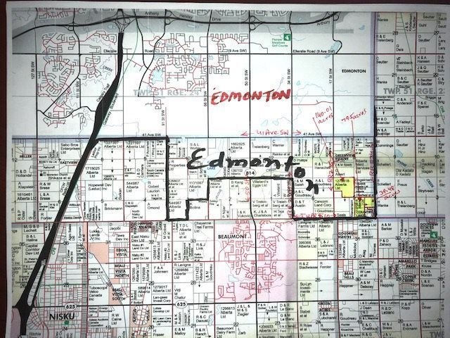 Main Photo: TWP RD 510 & RR 234 SW in Edmonton: Zone 53 Vacant Lot for sale : MLS®# E4141765