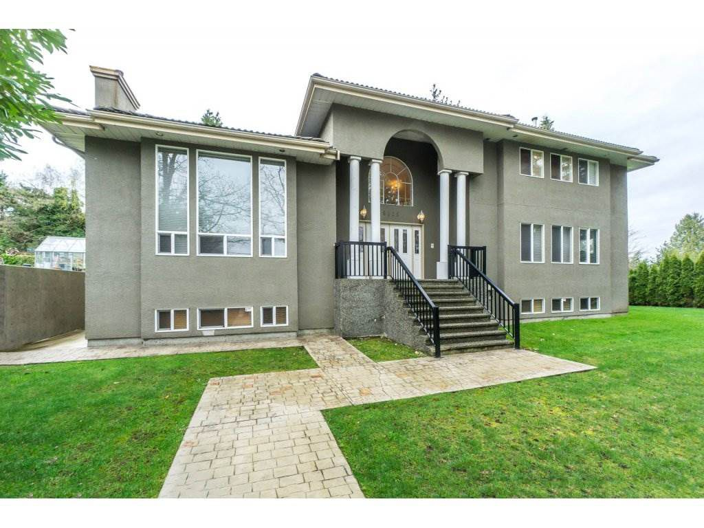 Main Photo: 6339 CANADA Way in Burnaby: Buckingham Heights House for sale (Burnaby South)  : MLS®# R2336252