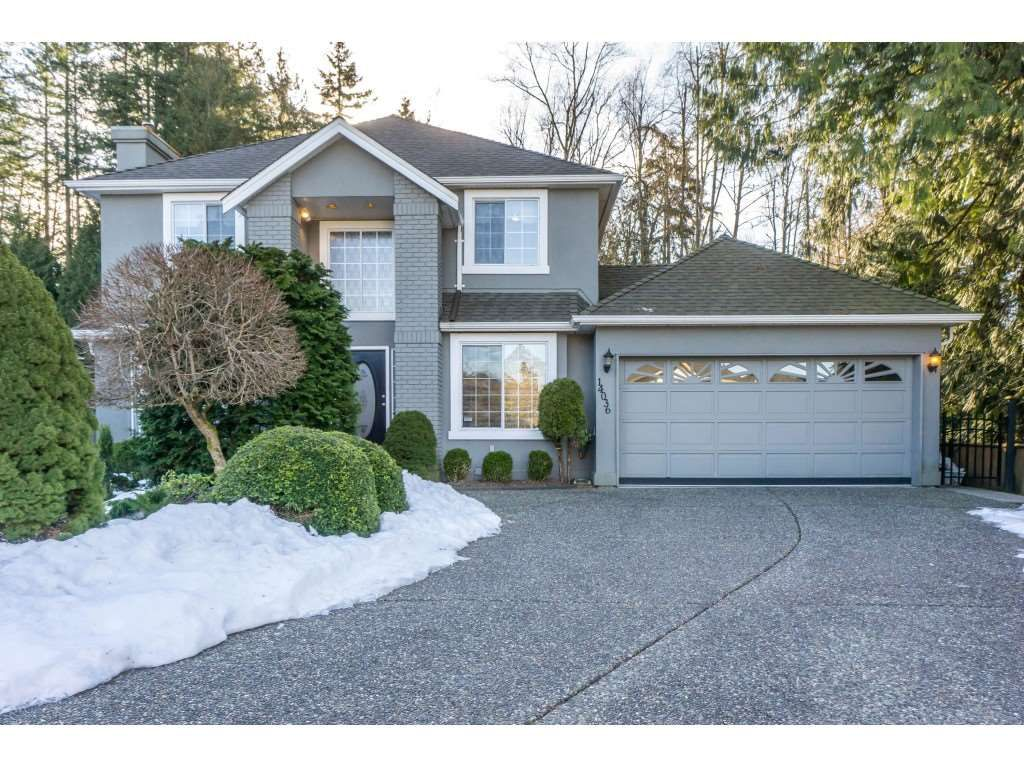 Main Photo: 14036 22 Avenue in Surrey: Sunnyside Park Surrey House for sale (South Surrey White Rock)  : MLS®# R2345347