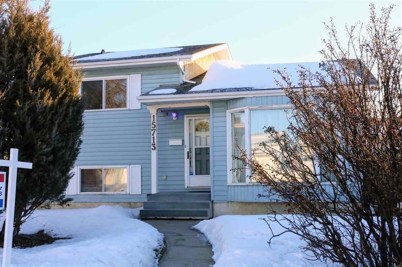 Main Photo: 15713 78 Street in Edmonton: Zone 28 House for sale : MLS®# E4147557