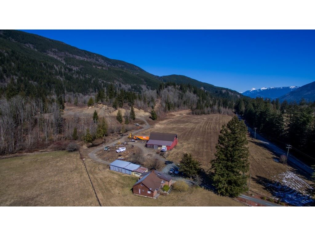 Main Photo: 1291 COLUMBIA VALLEY Road: Columbia Valley House for sale (Cultus Lake)  : MLS®# R2349786