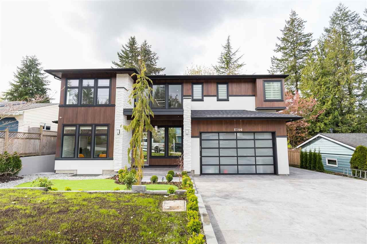 Main Photo: 8617 TERRACE Drive in Delta: Nordel House for sale (N. Delta)  : MLS®# R2360492