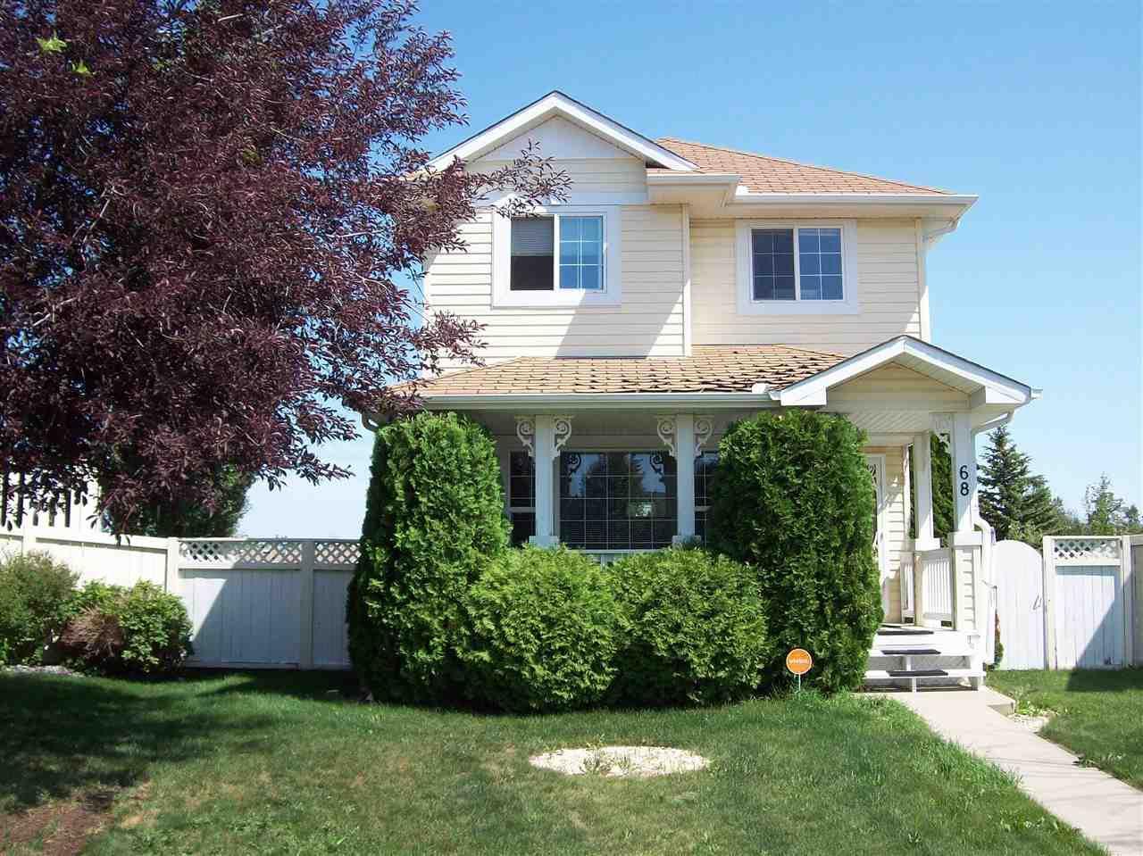 Main Photo: 68 Heatherglen Close: Spruce Grove House for sale : MLS®# E4152855