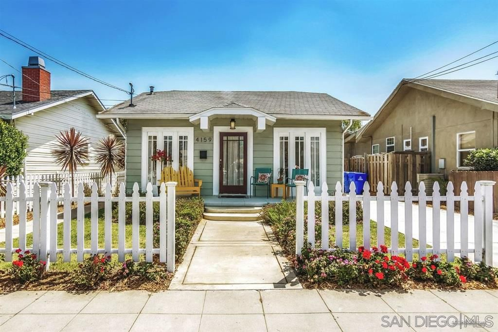 Main Photo: HILLCREST Property for sale: 4159/61 1St Ave in San Diego