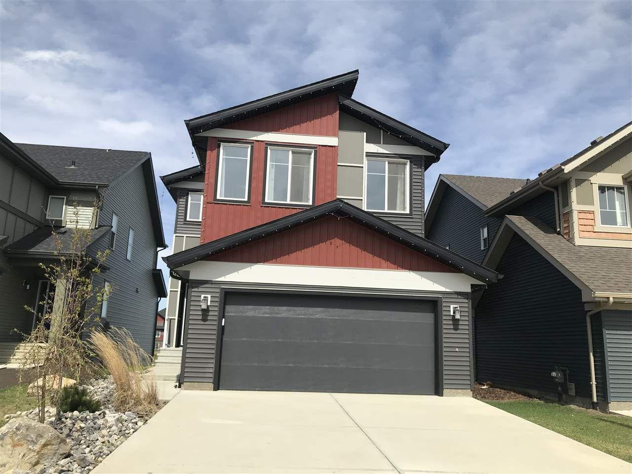 Main Photo: 1614 DAVIDSON Green in Edmonton: Zone 55 House for sale : MLS®# E4156732