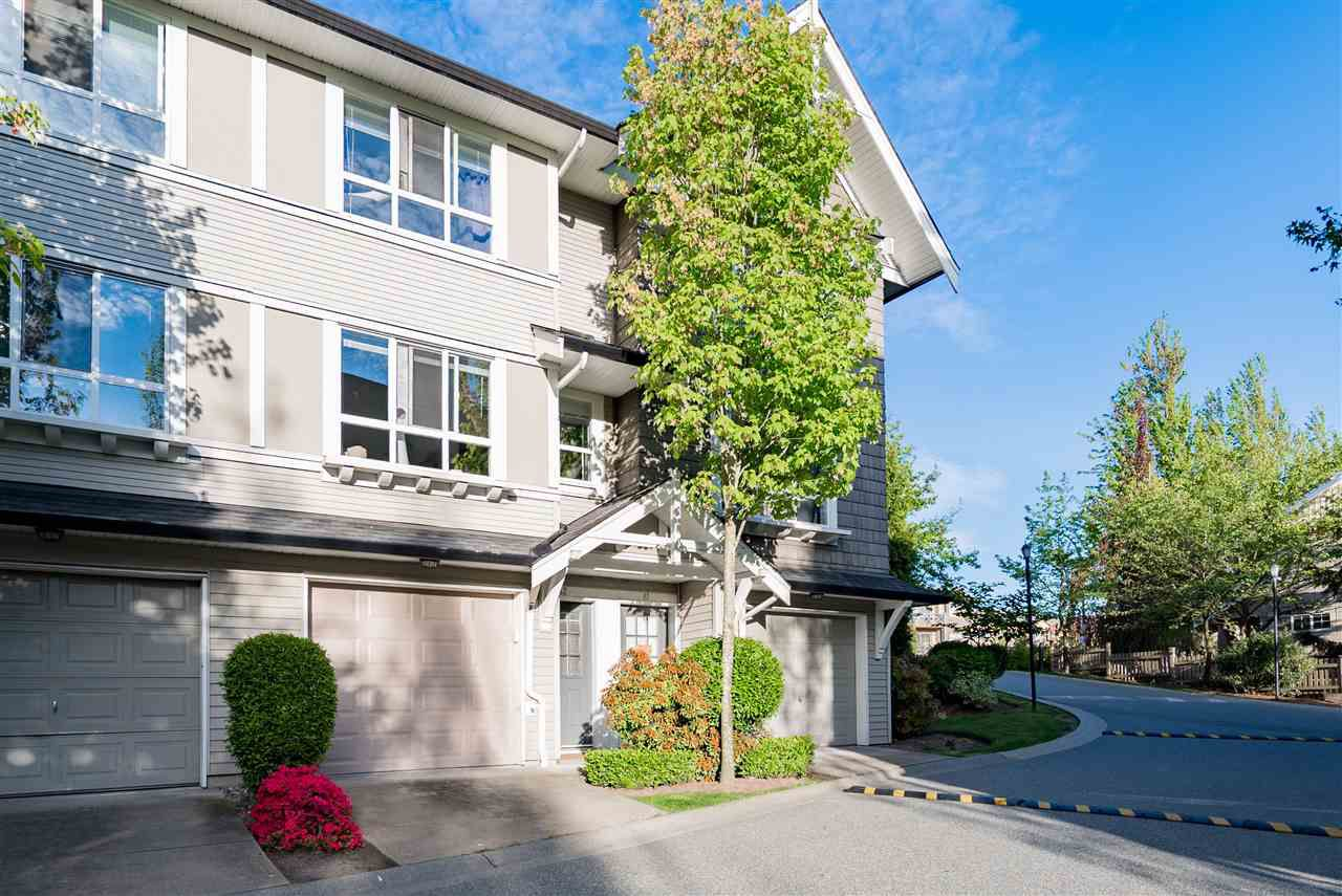 Main Photo: 42 6747 203 Street in Langley: Willoughby Heights Townhouse for sale : MLS®# R2369966