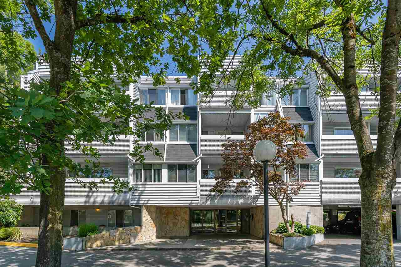 """Main Photo: 205 7471 BLUNDELL Road in Richmond: Brighouse South Condo for sale in """"CANTERBURY COURT"""" : MLS®# R2374071"""