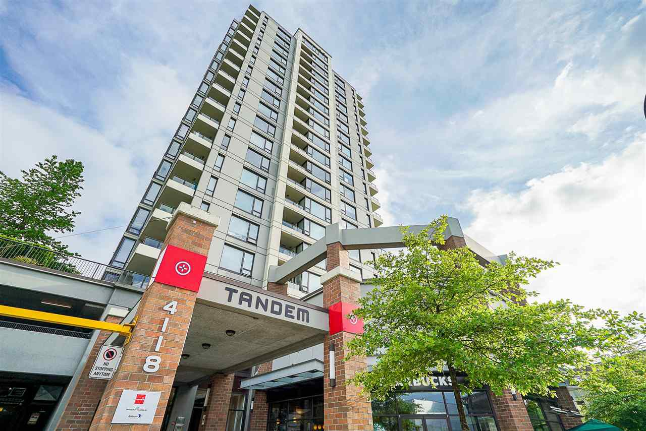 "Main Photo: 804 4118 DAWSON Street in Burnaby: Brentwood Park Condo for sale in ""TANDEM"" (Burnaby North)  : MLS®# R2374622"