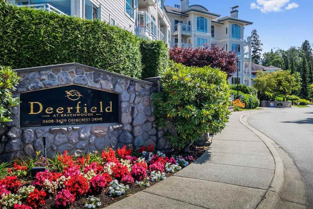 "Main Photo: 316 3608 DEERCREST Drive in North Vancouver: Roche Point Condo for sale in ""DEERCREST"" : MLS®# R2387930"