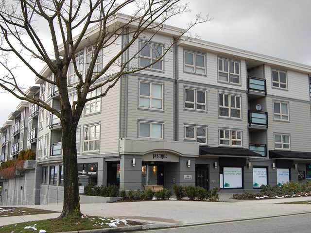 Main Photo: 217 405 SKEENA Street in Vancouver: Renfrew VE Condo for sale (Vancouver East)  : MLS®# V871995