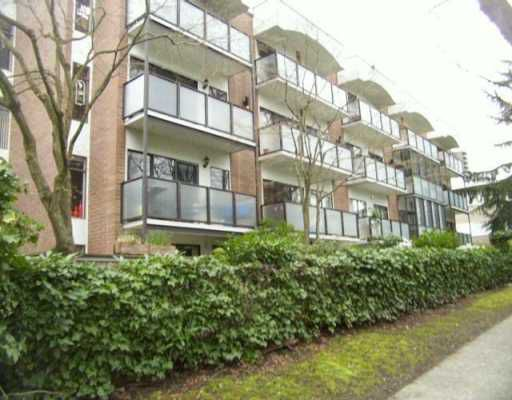 """Main Photo: 205 1535 NELSON ST in Vancouver: West End VW Condo for sale in """"ADMIRAL"""" (Vancouver West)  : MLS®# V582123"""