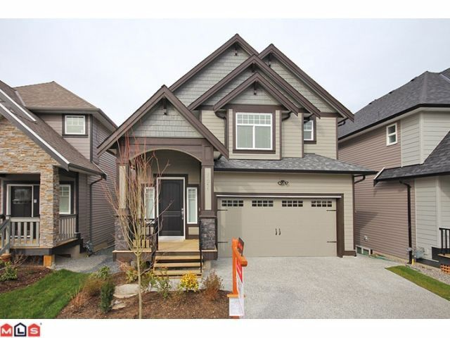 """Main Photo: 21051 80A AV in Langley: Willoughby Heights House for sale in """"Yorkson South"""" : MLS®# F1205658"""