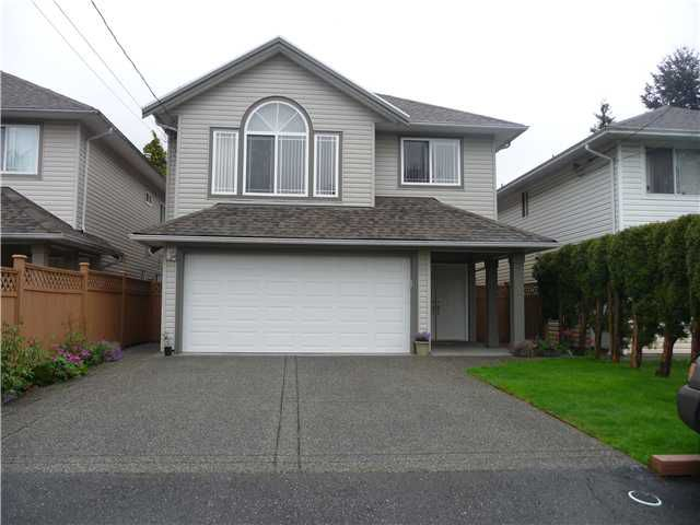 Main Photo: 1579 Manning in Port Coquitlam: House for sale : MLS®# V946812